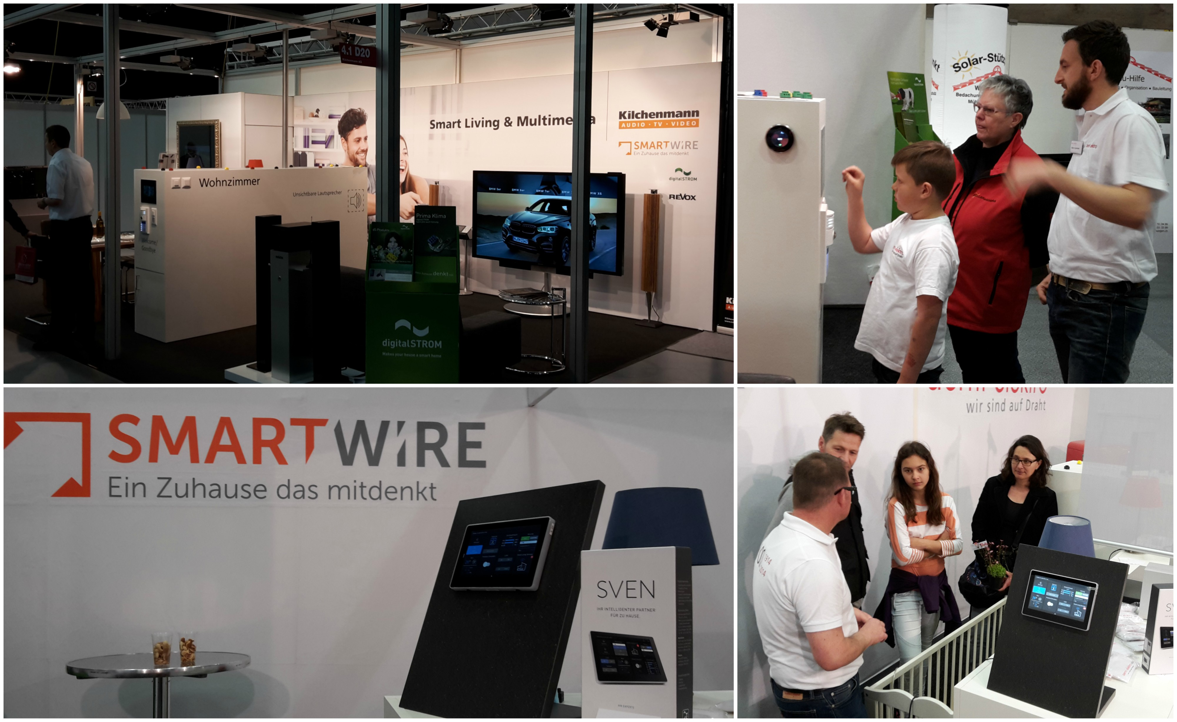 Smart Home Messe